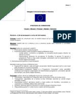 ANEXA1 - Strategia de Comunicare Si Planuri de Actiune Mar2005