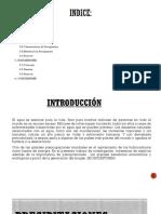 Precipitaciones y Biogestor 2