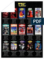 Star Wars West End Games Book List