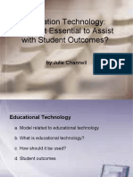 541- What is Educational Technology