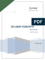SAP OOPS ABAP