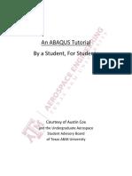 Abaqus Tutorial.pdf