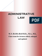Administrative Law Ff