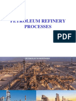 Lecture 1-Petroleum Oil Refinery Processes