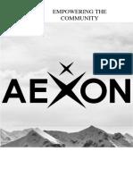 AEXON White Paper