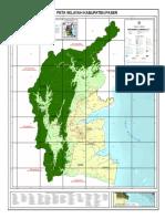 Kartografi Peta Wilayah Paser II