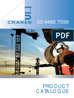 HES Cranes Catalogue