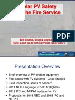 Photovoltaic Brooks