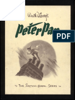 Peterpan Sketchbook