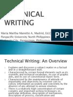 Technical Writing ORIGINAL