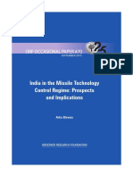 India in the Missile Technology.pdf