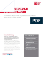 145534 How to Survive a Software Audit