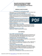 legislação RPPS