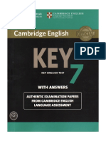KEY 7 BOOK