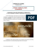 Audizioni Leonardo