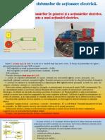 1.2 Clasificarea Sistemelor de Acţionare Electrică (2)