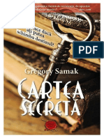 Gregory Samak - Cartea Secreta (v.1.0)