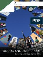 2016 UNODC Annual Report