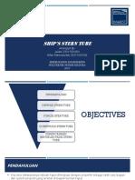 Ship's Sterntube & Ship's Document