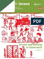 Deutsch Lernen. Das Unterrichtsmagazin Fuer Zusammenleben Und Integration Ausgabe 03 Web