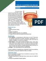 Tabela de Algoritmo Em Urologia - 30 Pg