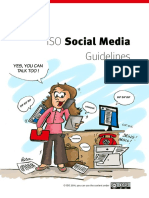 Iso Social-media Guidelines