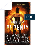 Fury of a Phoenix (the Nix Seri - Shannon Mayer
