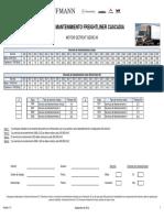 07 - Mantenimiento Cascadia Detorit S60