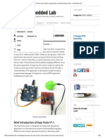 PC-based Heart Rate Monitor Using Arduino and Easy Pulse Sensor - Embedded Lab