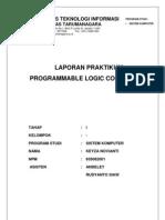Praktikum PLC 1
