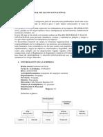 Programa Integral de Salud Ocupacional