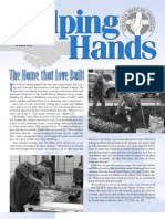 Spring 2005 Helping Hands Newsletter, Visalia Rescue Mission