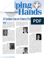 Winter 2007 Helping Hands Newsletter, Visalia Rescue Mission