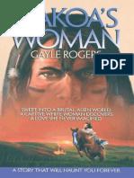 Nakoa's Woman by Gayle Rogers