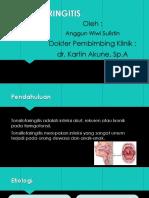 Ppt Tonsilofaringitis
