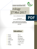 Assessment Urology 27 MEI