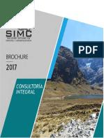Brochure Consultoria 2017