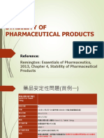 2-Stability of Pharmaceutical Products-105下