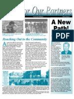 Summer 2003 Crossroads Mission Newsletter