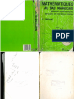 H.Rediane - Mathématiques au bac marocain