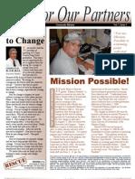 Fall 2004 Crossroads Mission Newsletter