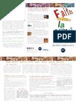 2010 - Brochure Volontaires RISC