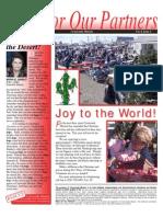 Winter 2005 Crossroads Mission Newsletter