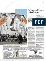 Diario ABC de Madrid, España 28-02-2010 Chile Sufre El Segundo Gran Seísmo en América en Dos Meses (2).