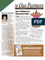 Fall 2006 Crossroads Mission Newsletter