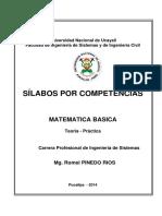 Silabo Matematica Básica 2014(a)