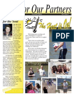 Summer 2006 Crossroads Mission Newsletter