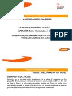 Presentacion Mezcla Asfaltica Para Bacheo 2018