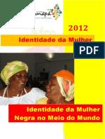 Afro Mulher Relatório Correto