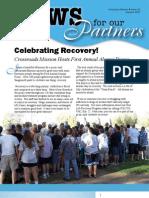 Summer 2007 Crossroads Mission Newsletter